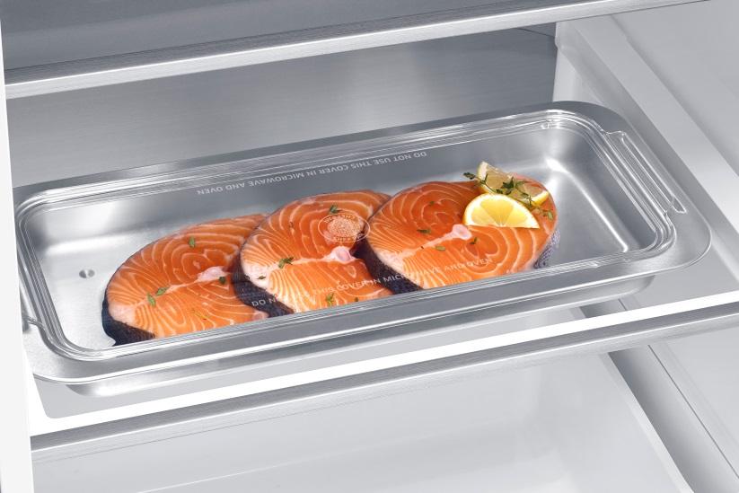 bandeja pescado